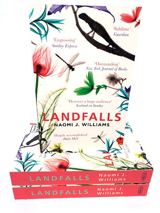 Landfalls - Naomi J. Williams