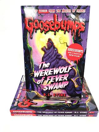 Goosebumps The Werewolf of Fever Swamp - R.L.Stine