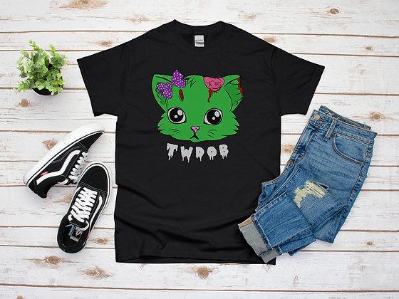TWDOB Zombie Kitty Tee