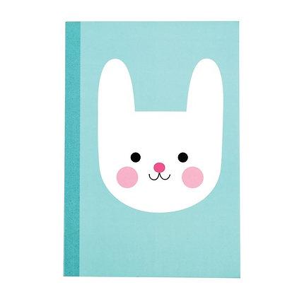 Bonnie the Bunny A5 Notebook