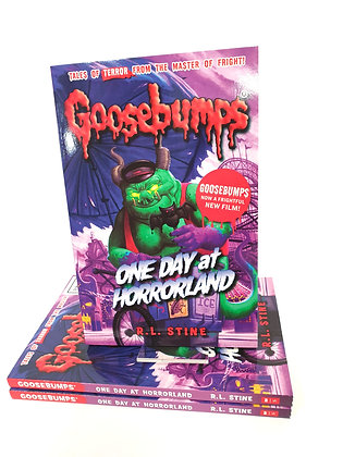 Goosebumps One Day at Horrorland - R.L.Stine