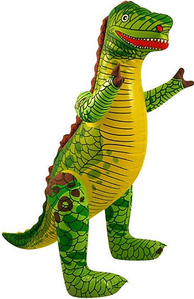 Deano the Inflatable Dino