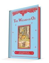 The Wizard of Oz Hardback Book