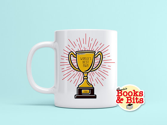 World's Best Mum Ceramic Mug