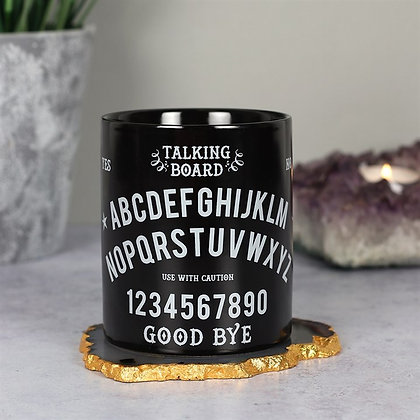 Talking Board Ceramic Mug