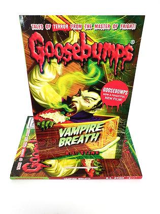 Goosebumps Vampire Breath - R.L.Stine