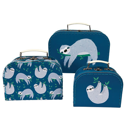 Sydney the Sloth Cases
