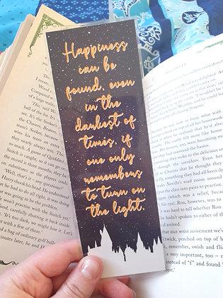 Happiness Bookmark
