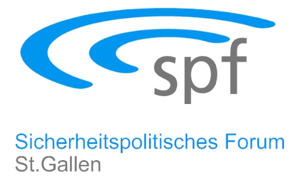 Sicherheitspolitisches Forum  HSG St
