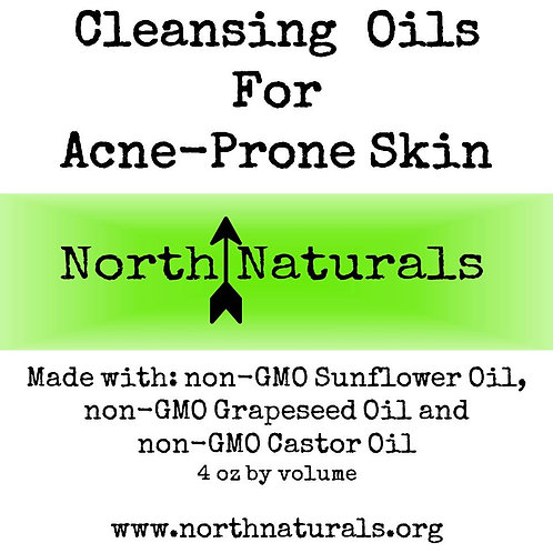 Cleansing Oils for Acne-Prone Skin