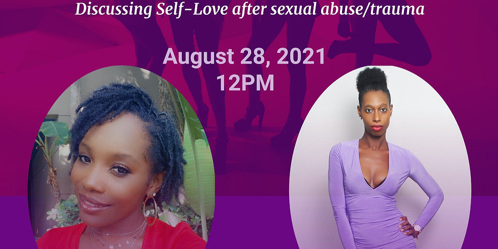 Sex After Sexual Abuse or Trauma with Twila B.Goode Sexologist Erotic & Intimacy coach