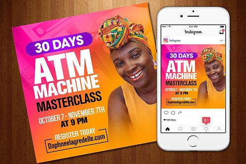 ATM MACHINE CLASS 2021