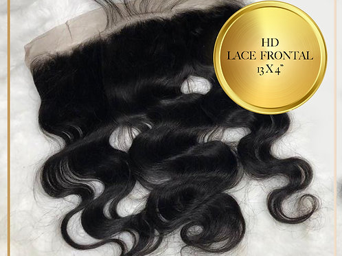 """Body Wave Lace Frontal 13 x 4"""""""