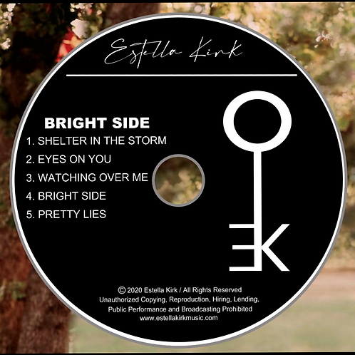 BRIGHT SIDE - official music CD