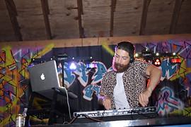 OH KANE DJ Sickenberger Utica NY Graffit