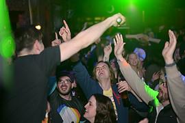 Emo Night OH KANE DJ Stief Utica NY