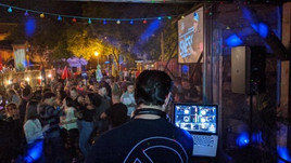 OH KANE DJ live house music Sickenberger