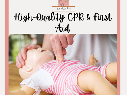 High-Quality CPR and First Aid