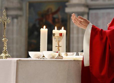 Les messes du dimanche en juillet et août