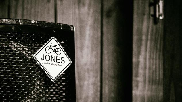 Bicycle Jones Amp