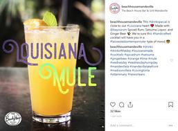 Drink Special Instagram Post