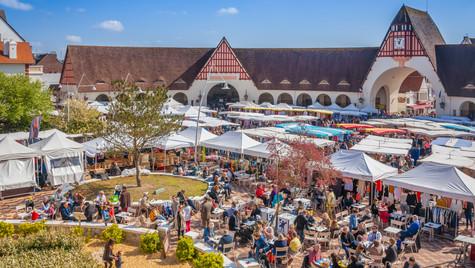 Le marché du Touquet ©ishak-photography