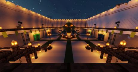Hub Main Room