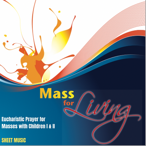 Sheet Music - Eucharistic Prayers I and II