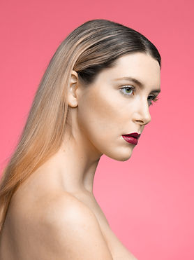 Blonde model.JPG