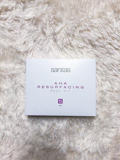 AHA Resurfacing Peel Kit