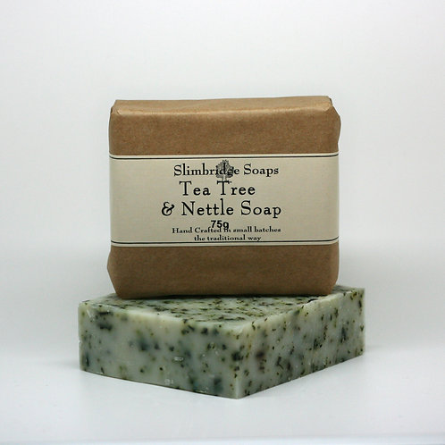 Tea Tree & Nettle Soap