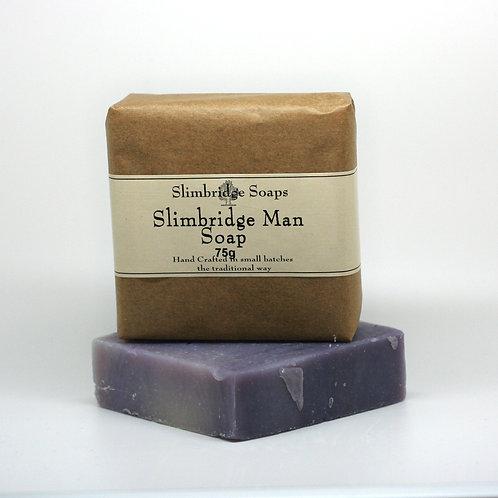 Man Soap & Packaging