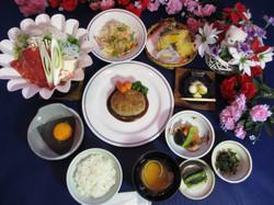 Japanese Set Dinner ( Image )