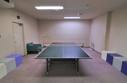 Table Tennis Room ( Apr.-Nov )