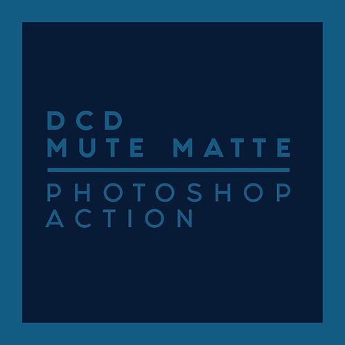 DCD MUTE MATTE