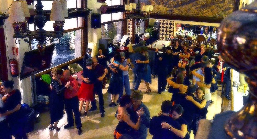 Ten+Tango - Cafe Atlantico Tango Tenerife Canarias