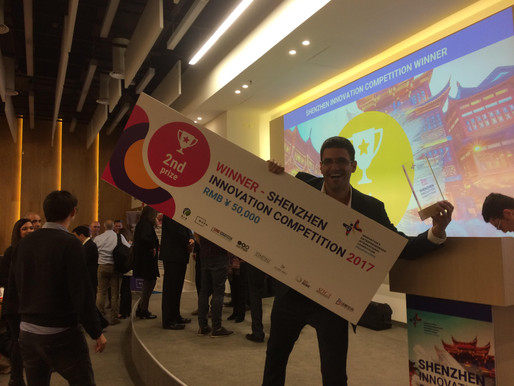 Senecio 2nd place on Israel Start-Up competition !