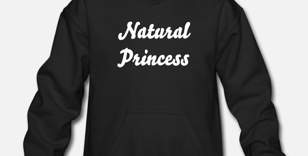 Natural Princess Hoodie FOR KIDS