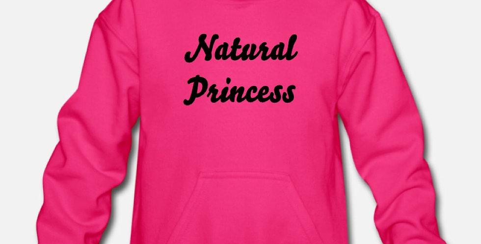 Natural Princess Hoodie for KIDS