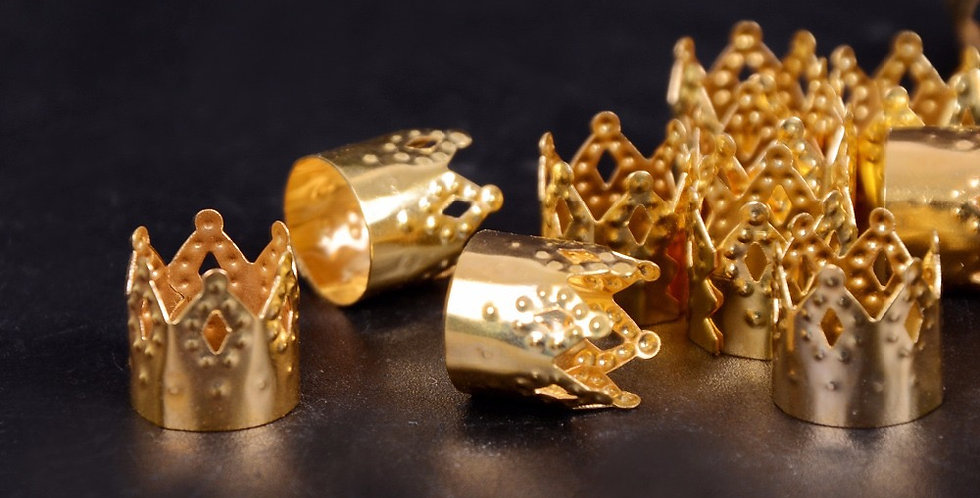 Crown Hair Jewelry