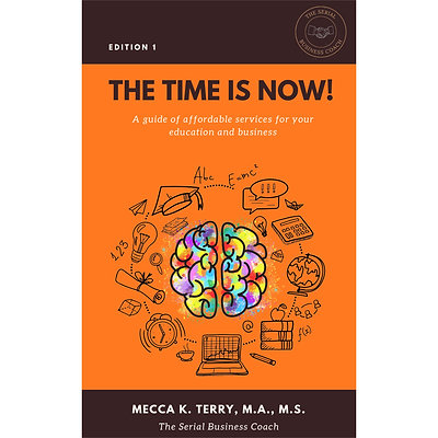 eBook - THE TIME IS NOW!