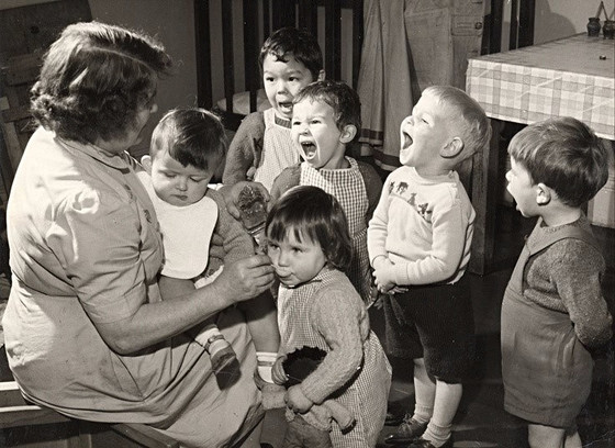 Do children need vitamins?