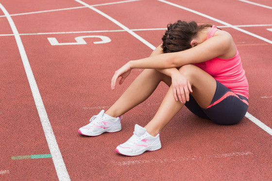 Why do athletes burn out?