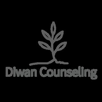 Diwan Counseling PNG logo Transparent Ba