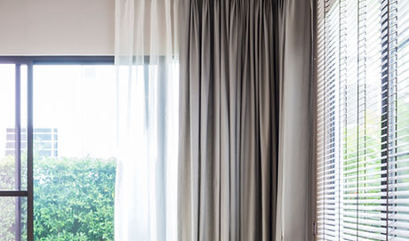 Curtains and Blinds