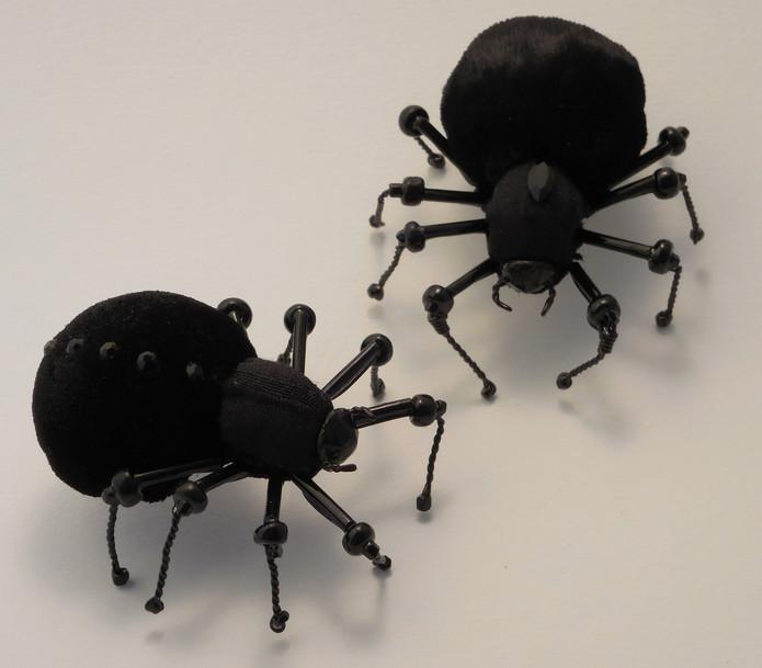 duo de veuves noires