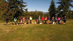Summer Weekend Obedience Walk