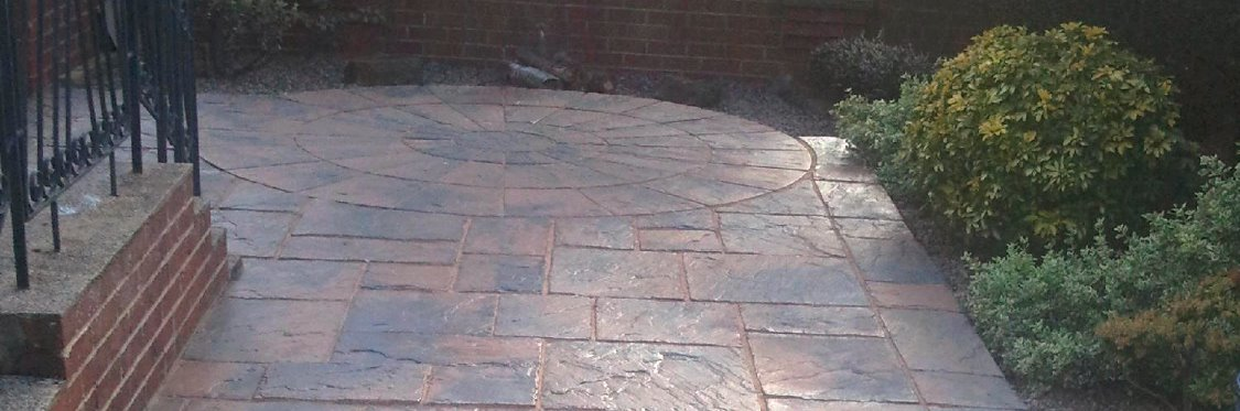 Patio restoration service