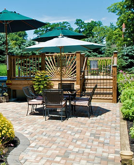 lifestyle image for patio cleaning image