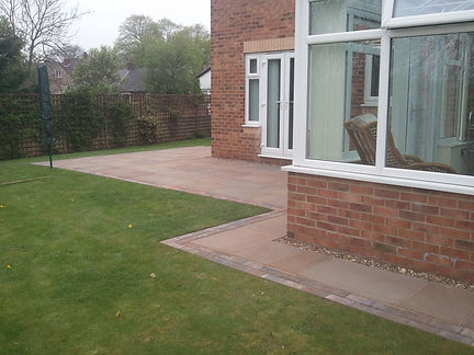 Patio restoration, patio cleaning, patio sealimg, middlesbrough, stockton